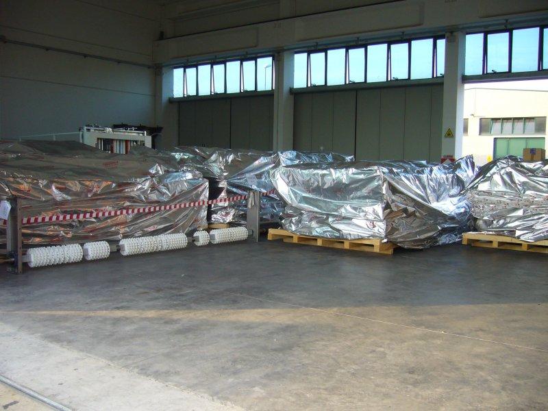 Imballaggi per spedizioni della Ferri System