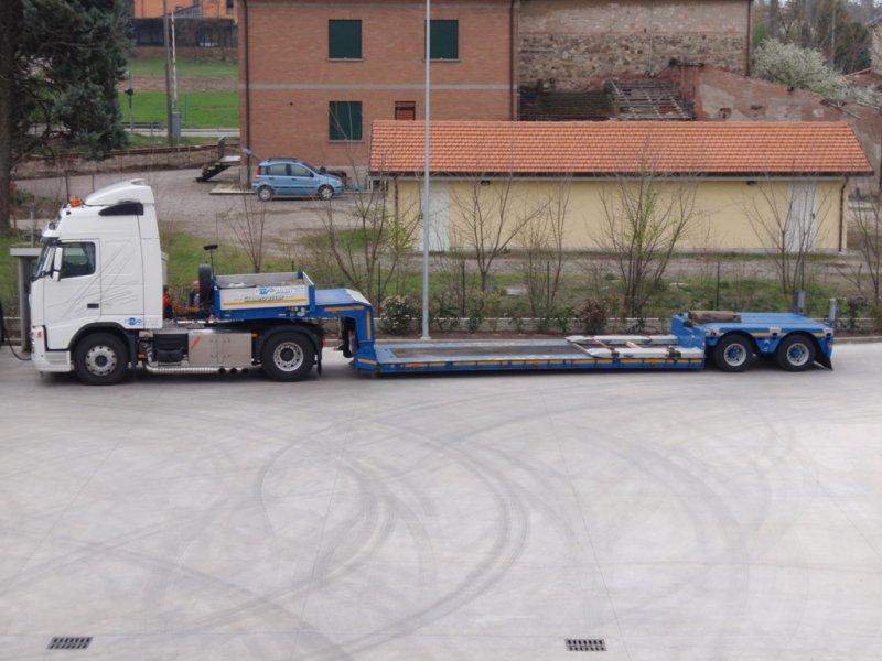 Camion trasporti eccezionali