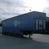 Dettaglio su camion Ferri System
