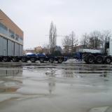 Camion per trasporto di grossi carichi