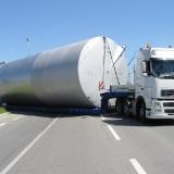 camion per trasporto silos