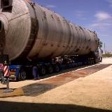 Fase di preparazione al trasporto speciale